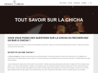 France Chicha, tout savoir sur la chicha