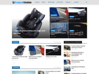 France Cotation, tout ce qu'il savoir sur le secteur automobile en France