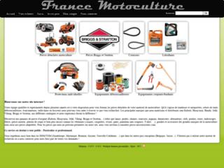 Détails : France motoculture, pièces détachées d'équipement de jardin