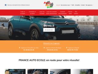 centre d'enseignement de la conduite à Trouville-Sur-Mer