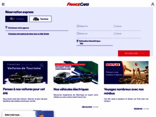 Détails : Location voiture tourisme, véhicules utilitaires, minibus sur France Cars