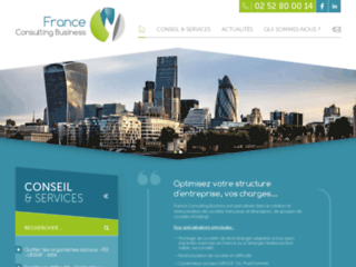 France consulting Business