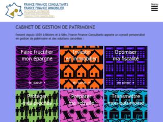 Détails : France Finance Consultant