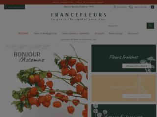 Détails : France fleurs