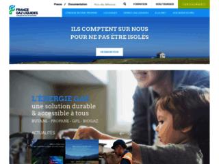 Détails : France Gaz Liquides