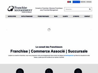 Détails : Franchise management : créateur de performance en franchise