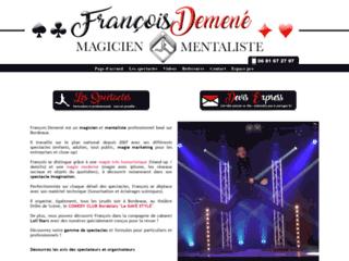 Détails : Magicien Bordeau Aquitaine