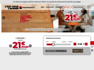 Détails : Franfinance