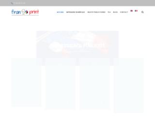 Détails : Impression numérique et publicité visuelle à Lyon