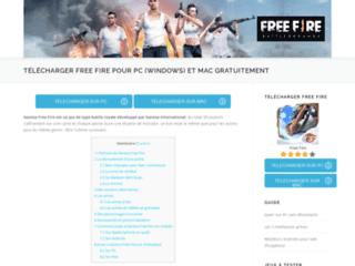 Télécharger et jouer le jeu Garena Free Fire