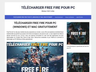 Détails : Télécharger Free Fire pour pc