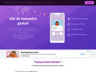 site rencontre freemeet