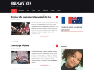 Détails : http://www.freenewstv.fr