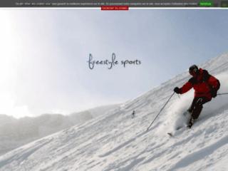 Magasin de sport de montagne en ligne : Freestyle Sports