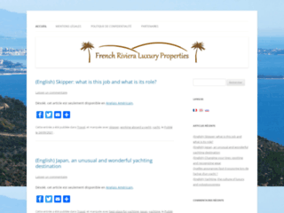 French Riviera Luxury Properties