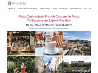 Détails : Professeurs de français à Paris et cours particuliers de français