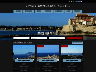 Détails : FRRE, agence immobilière à Antibes