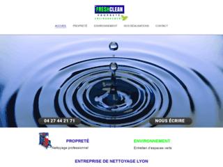Entreprise de nettoyage Lyon, entretien espaces verts Lyon : FRESH CLEAN