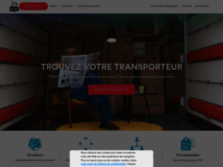 Détails : FretBay: Le transport à votre façon