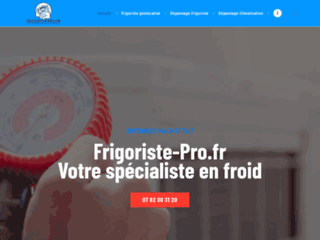 Frigoriste Pro