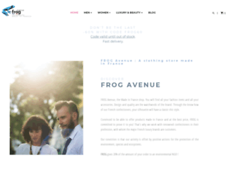 FROG avenue