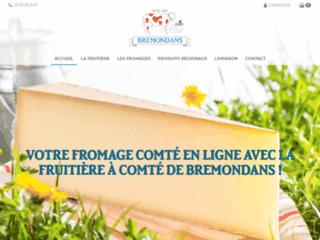 Fruitière à fromage comté de Bremondans