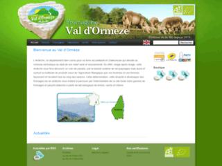 Fromagerie Artisanale du Val d'Ormèze