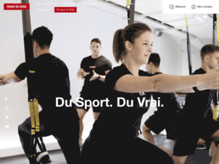 Front de Seine club de sport fitness, gym à Paris 15ème