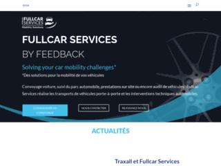 Fullcar Services, convoyage porte-à-porte des véhicules