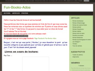 Fun Books Ados