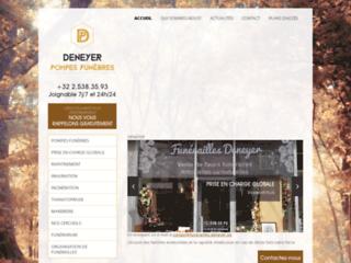 Détails : Pompes funèbres Bruxelles