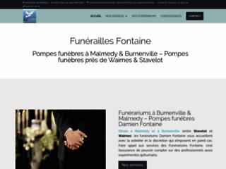 Funérailles Fontaine