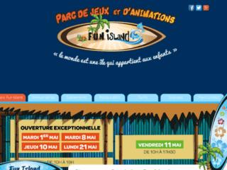 Détails : Parc de jeux couvert pour enfants Fun Island - Lyon Bron