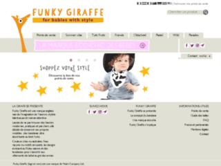 Détails : Funky Giraffe