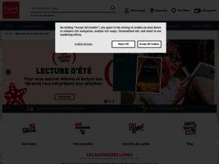 Détails : Librairie Furet du nord : Achat de livre en ligne, vente livres scolaires