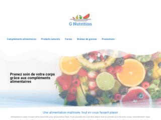 Détails : g-nutrition.fr