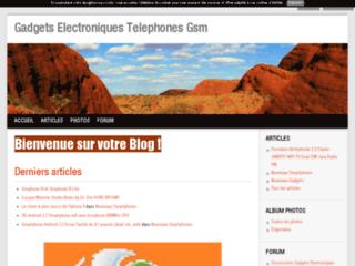 Gadgets Electroniques - Telephones GSM