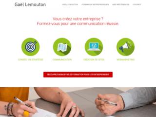 Gaël Lemouton, consultant formateur en communication