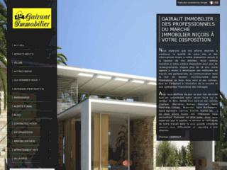 Détails : Agence immobilière à Nice