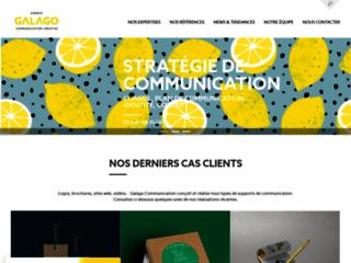 Détails : Galago Communication