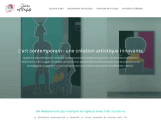 Détails : Art moderne, contemporain, Galerie Art et Reflets