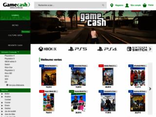 Détails : Achat/vente de jeux pour toutes les consoles