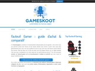 Détails : Fauteuil Gamer, comment choisir ?
