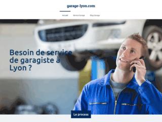 Service Garage Lyon