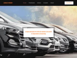 Garage Mineur : réparation et vente de véhicules d'occasion