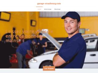 Votre garage à Strasbourg