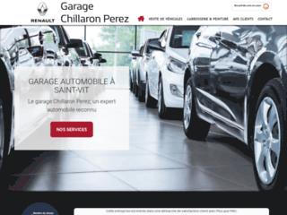 Garage Chillaron Perez à Saint-Vit