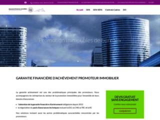 Garantie d'achèvement dans le secteur de l'immobilier