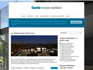 Détails : Blog d'informations sur les gardes-corps