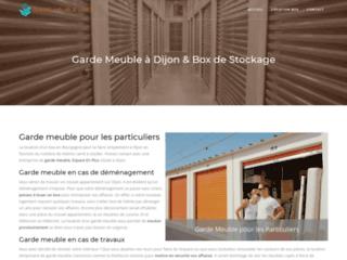 Des gardes meubles à Dijon